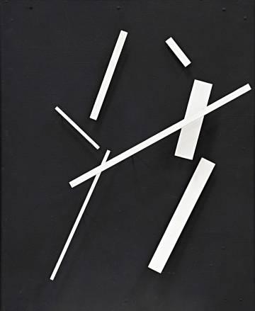'Méta-Malevich' (1954), de Jean Tinguely.