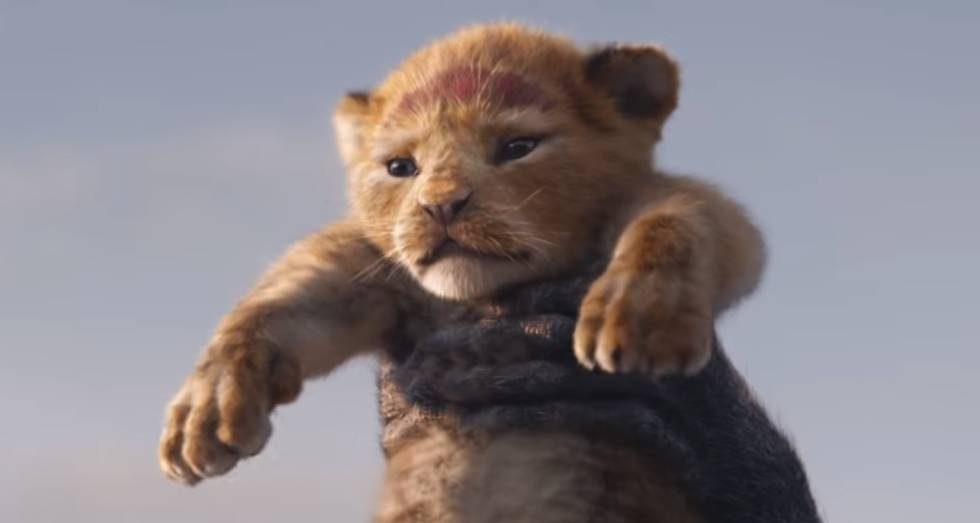 Resultado de imagem para o rei leão 2019