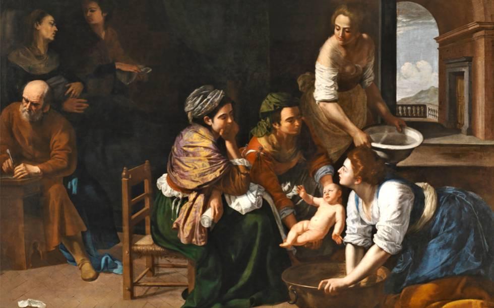 El Prado rescata a Artemisia Gentileschi de los almacenes  2da0b1b8499