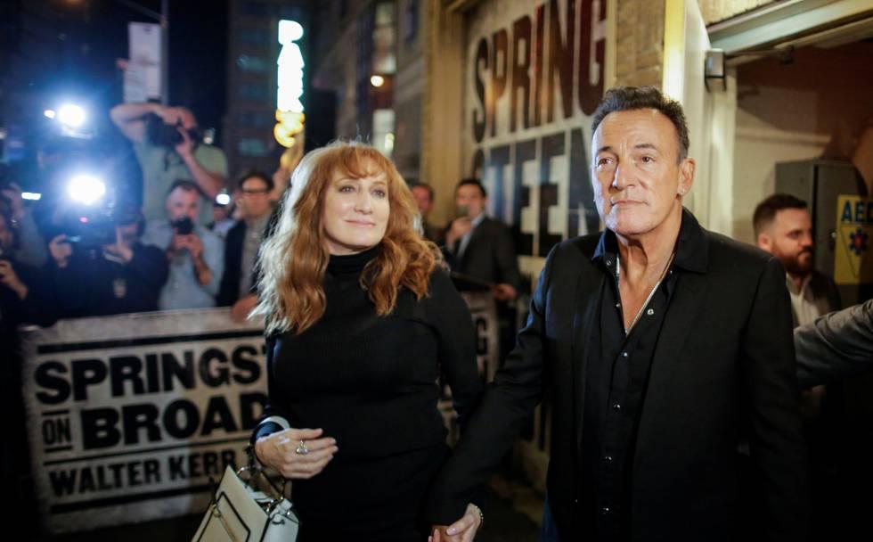A solas con Bruce Springsteen   Cultura   EL PAÍS