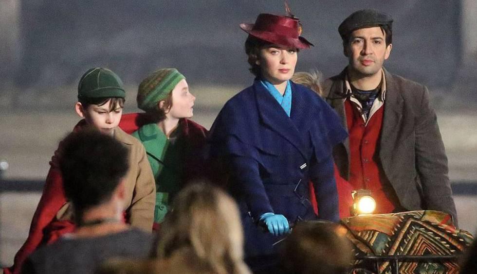 0e5d8742c El regreso de Mary Poppins: Apología de la nostalgia   Cultura   EL PAÍS