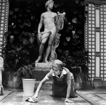 Carmen, de la serie: La servidumbre, España, c. 1975-1977