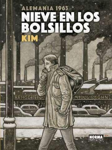 Portada de 'Nieve en los bolsillos', de Kim.