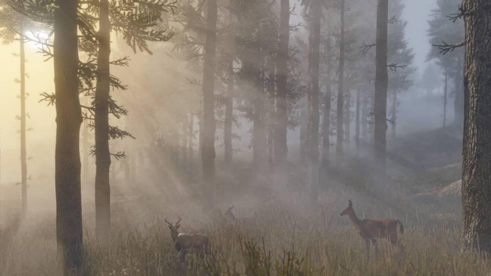 Red Dead Redemption II: La verdadera noche americana   Blog 1 UP ...