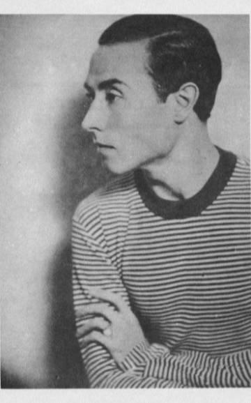 El escritor Juan Gil-Albert, en una imagen sin datar.