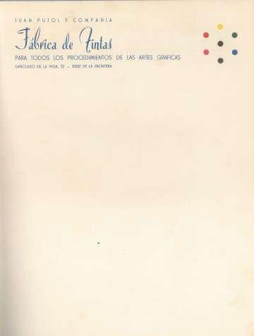 Páginas del libro 'Momento tipográfico'.