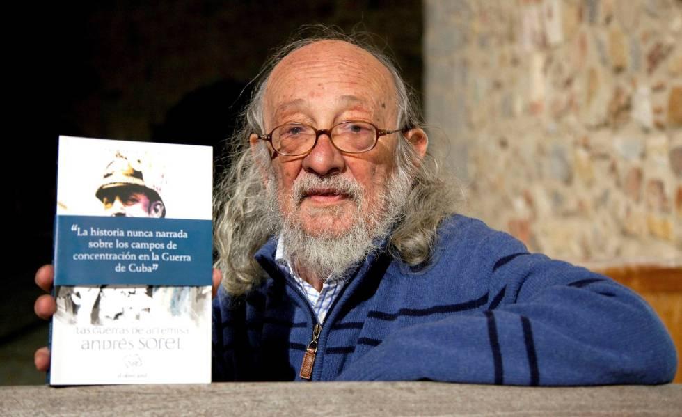 Andrés Sorel, en una imagen de archivo de 2010.