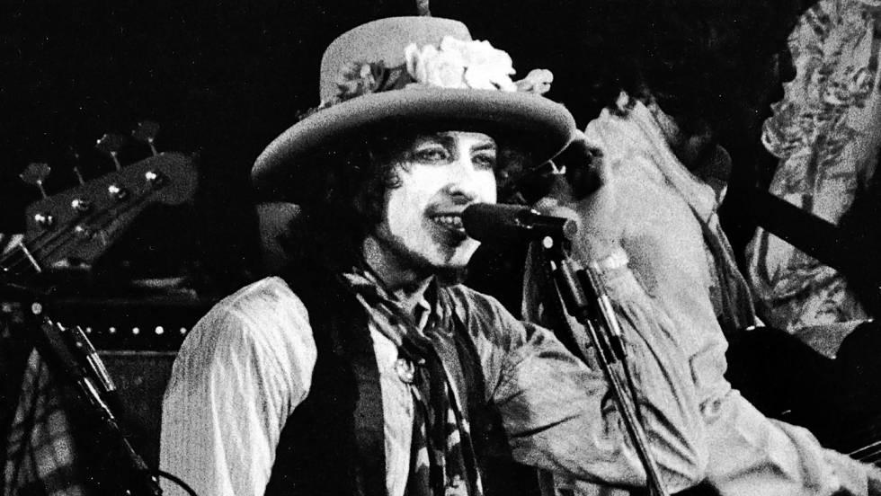 La gira de Bob Dylan por Martin Scorsese