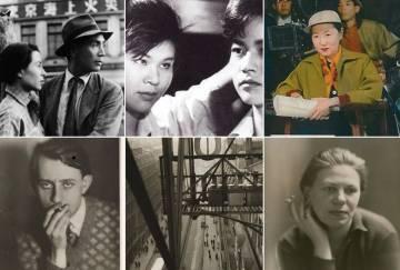 Algunas de las mujeres artistas recogidas por Diana Larrea en 'Tal día como hoy'.
