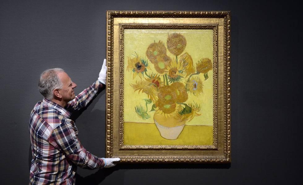 Los Girasoles De Van Gogh Se Queda En Holanda Cultura