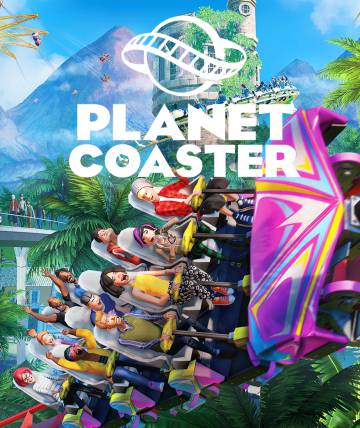 Portada del videojuego 'Planet Coaster'.