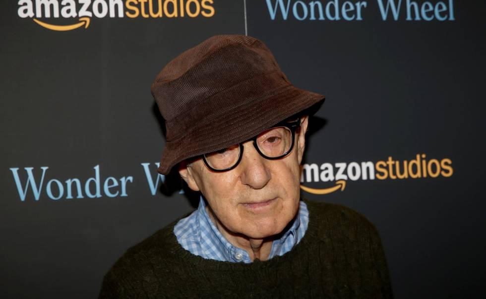 Woody Allen, en la presentación de 'Wonder Wheel', en Nueva York, el 14 de noviembre de 2017.