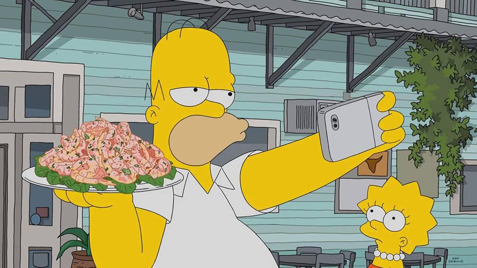 Por Qué No Puedo Ver Los Simpson En Ninguna Plataforma Televisión El País
