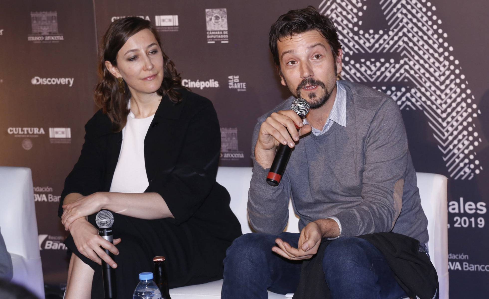 """Diego Luna: """"El público tiene un apetito feroz por temas que le retan"""""""