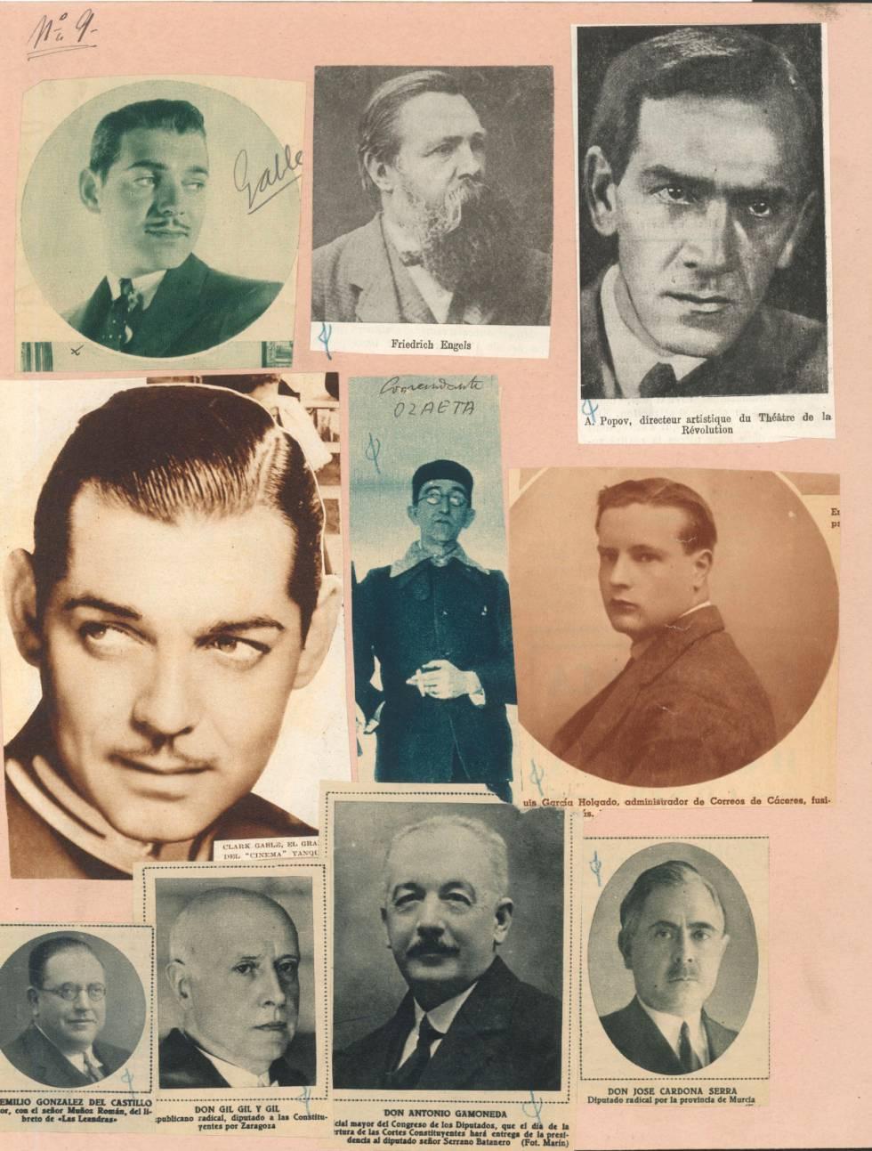 El mensaje oculto de las fotografías de las víctimas del franquismo
