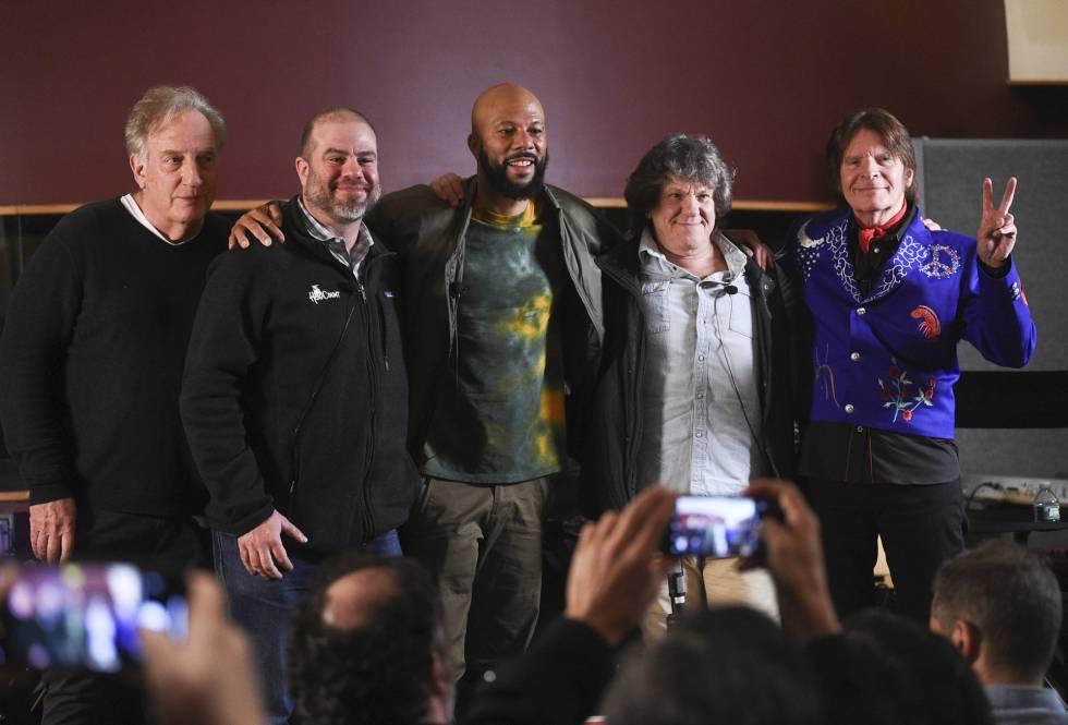 Woodstock, 50 años después: Jay-Z, Miley Cyrus y Santana