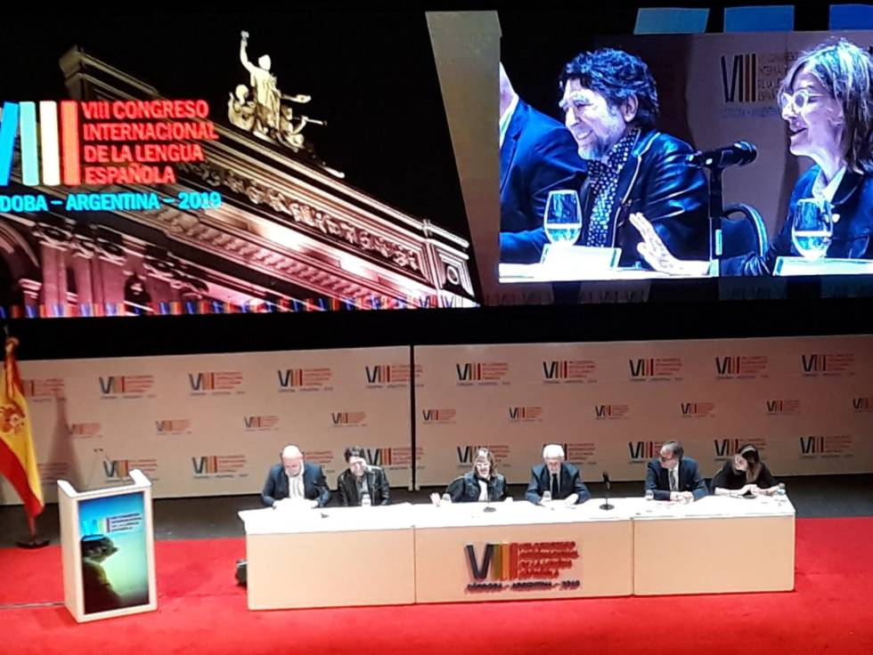 Resultado de imagen para Congreso Internacional de la Lengua Española sabina