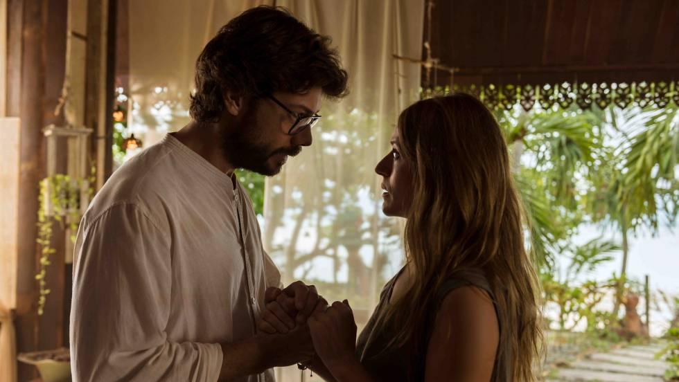 Nova temporada de 'La Casa de Papel' já tem data de estreia
