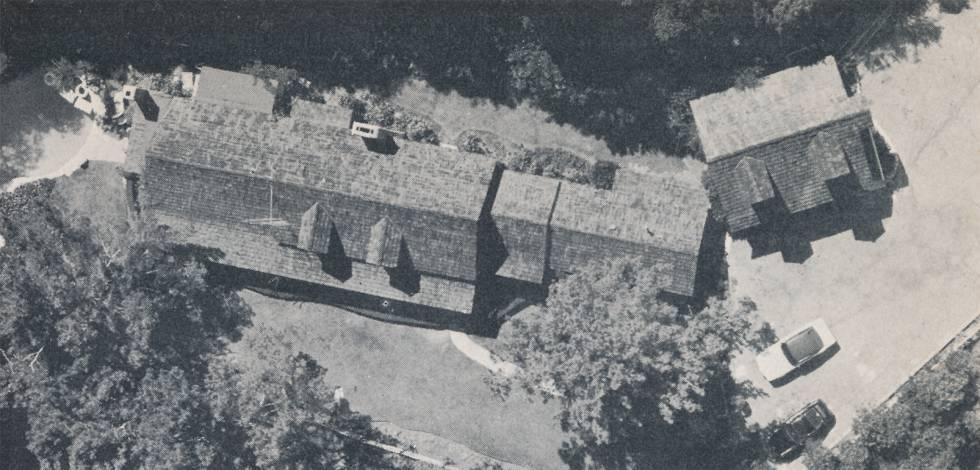 La mansión del 10050 de Cielito Drive que se convirtió en un