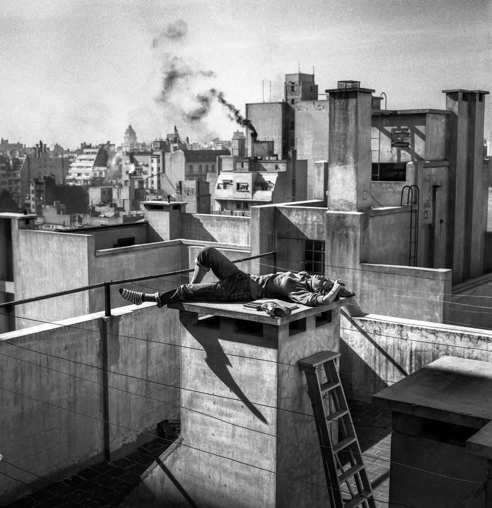 Veraneando en la ciudad, 1959.