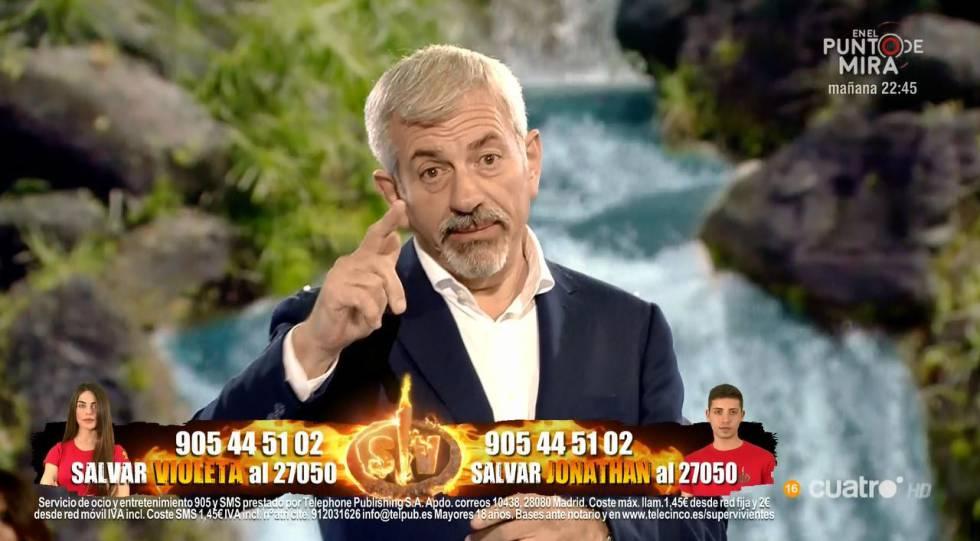 debate en vivo canal 4