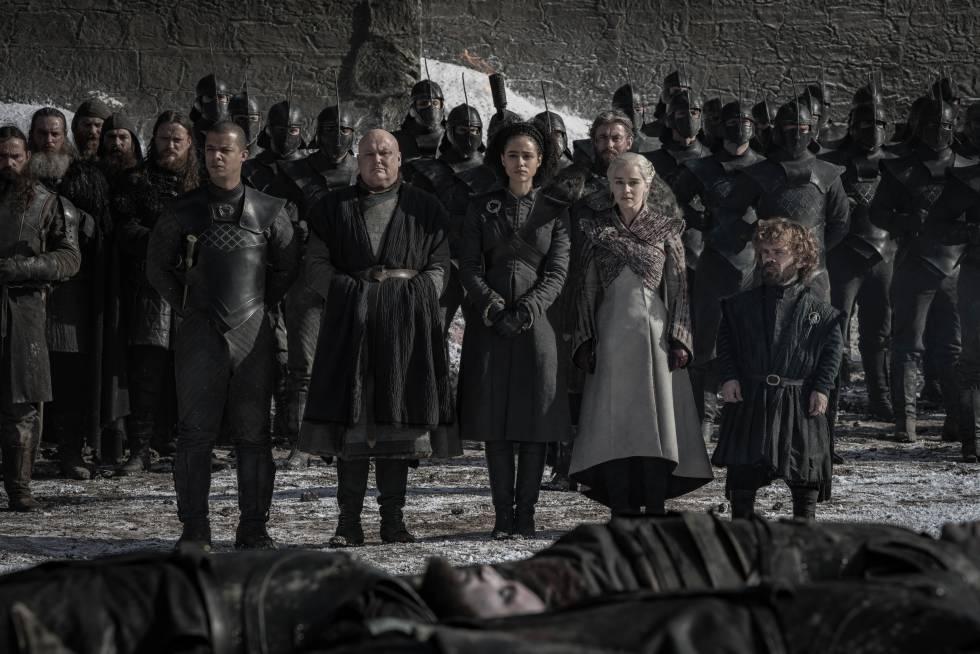 Game of Thrones: \'Juego de tronos\' 8x04: \'El último de los Stark ...