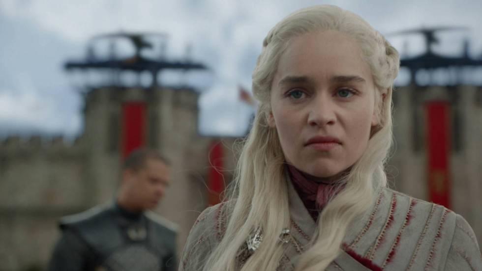 Daenerys, enfurecida, no quarto capítulo da oitava temporada de 'Game of Thrones'. Em vídeo, trailer do quarto episódio da oitava temporada.