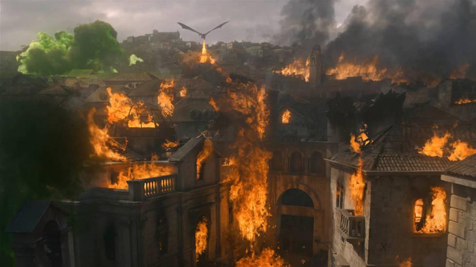 Game Of Thrones Juego De Tronos 8x06 Dónde Y Cuándo Ver El último Capítulo De La Serie Televisión El País