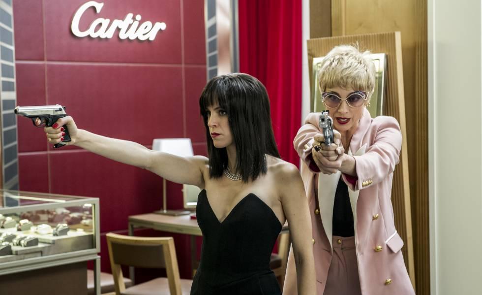 Vis A Vis Continuará Con Una Serie Protagonizada Por Maggie Civantos Y Najwa Nimri Televisión El País