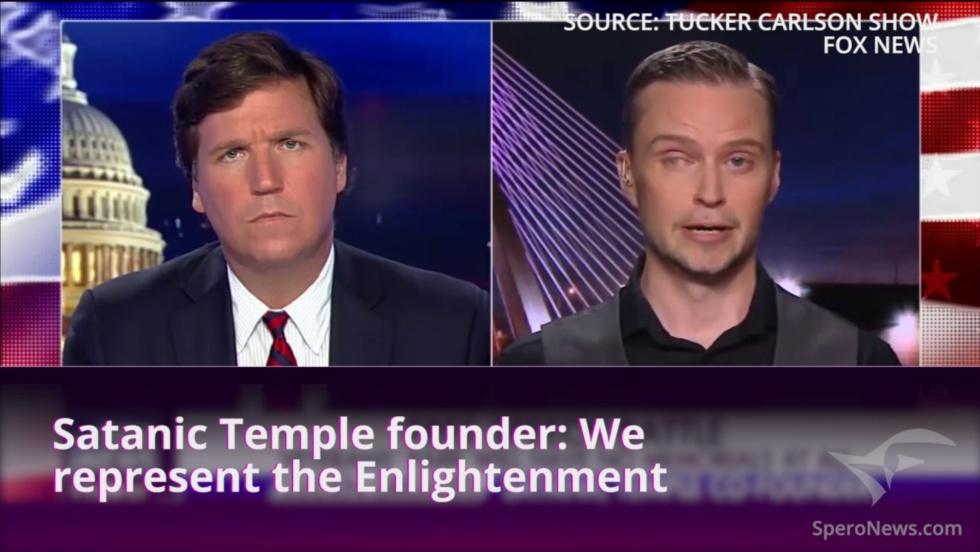 A inesperada ascensão do Templo Satânico nos Estados Unidos