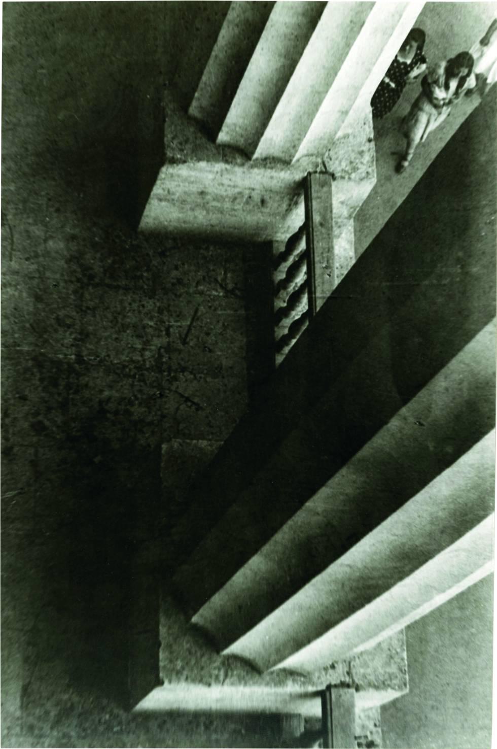 Rodchenko: mirando al mundo desde otro ángulo