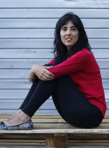 Raquel Lanseros.