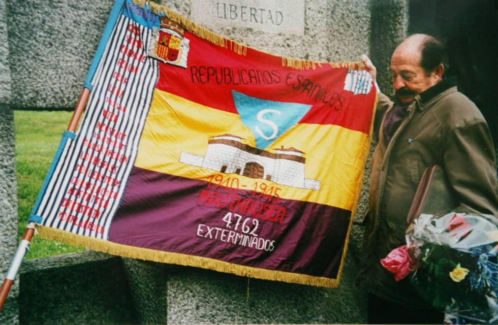 Enric Marco, español que se hizo pasar por superviviente de los campos de concentración nazis.