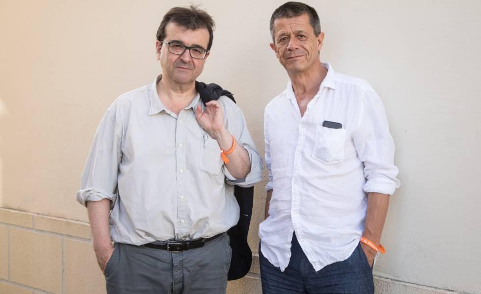 Emmanuel Carrère y Javier Cercas, un diálogo al límite de la ficción