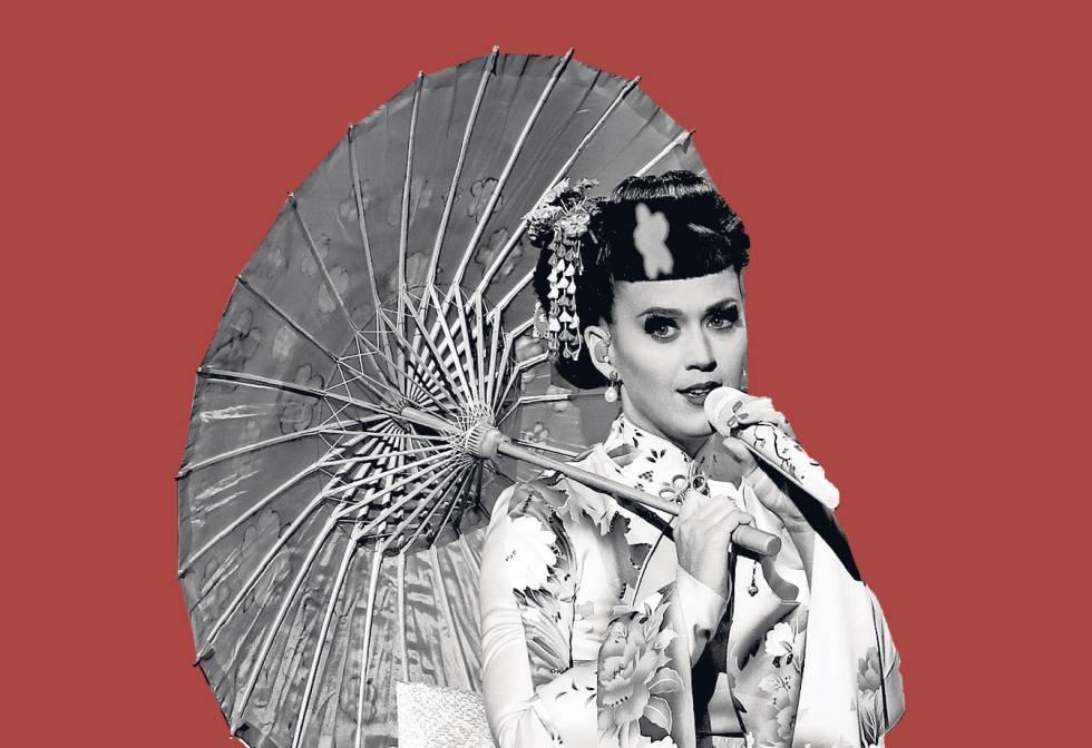 Katy Perry, en un concierto.