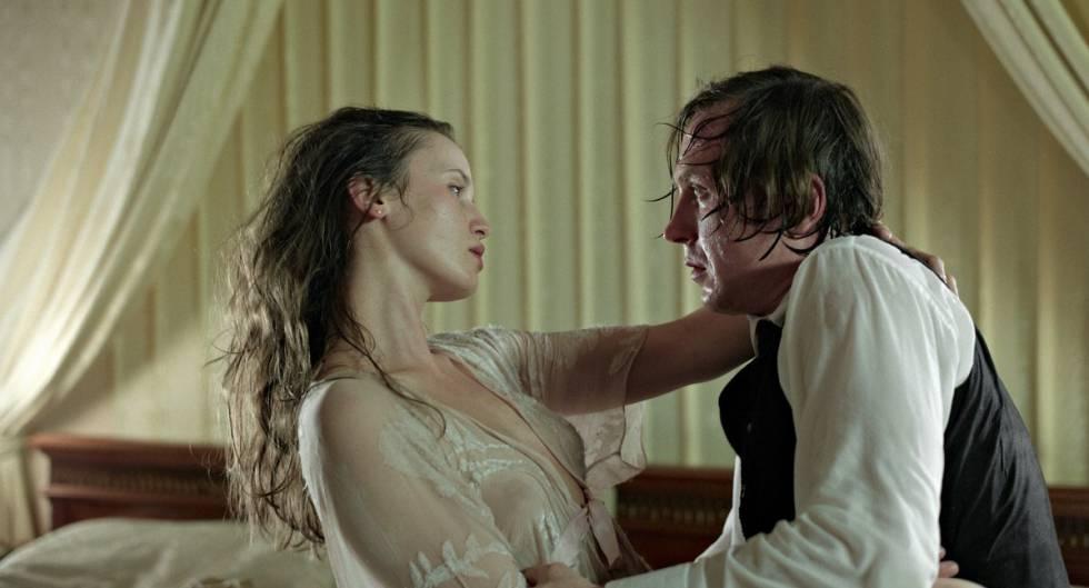 Fotograma de la película 'Tabú', sobre la historia de Georg y Gretl Trakl.