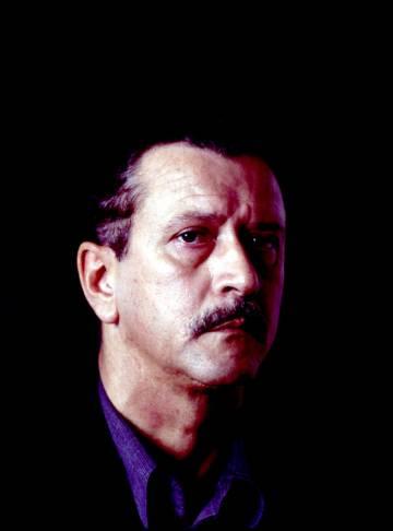 José Carlos Cataño, en 2001.