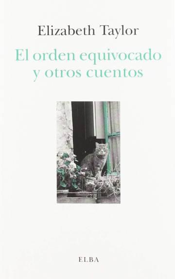 Portada del libro de Elizabeth Taylor.