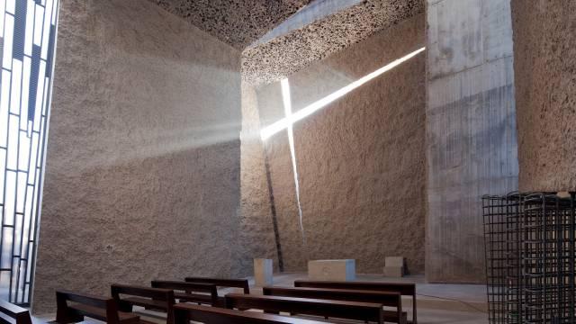 ¿Puede la arquitectura actualizar la Iglesia?
