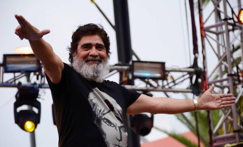 Muere el músico mexicano Celso Piña a los 66 años
