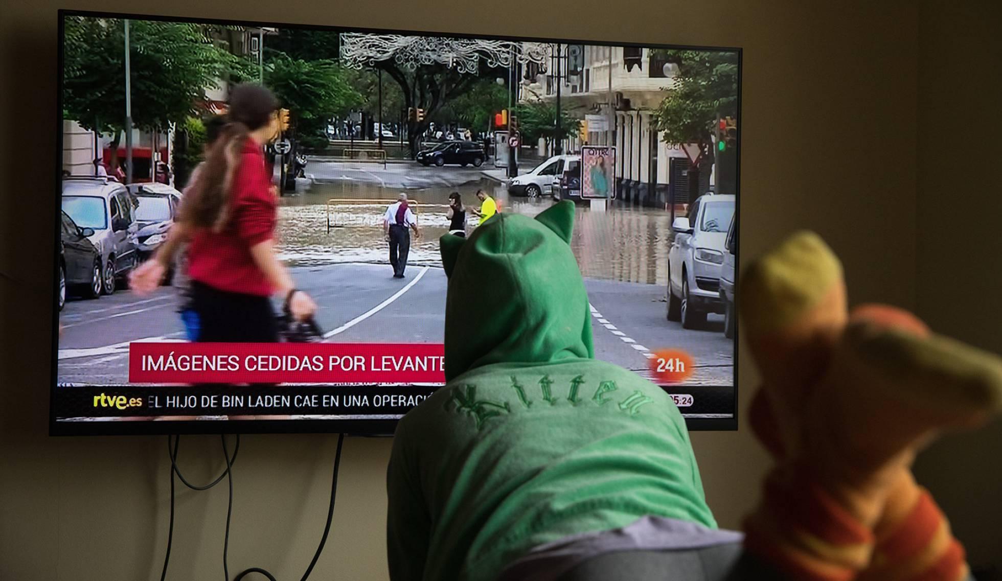 Noticias televisión
