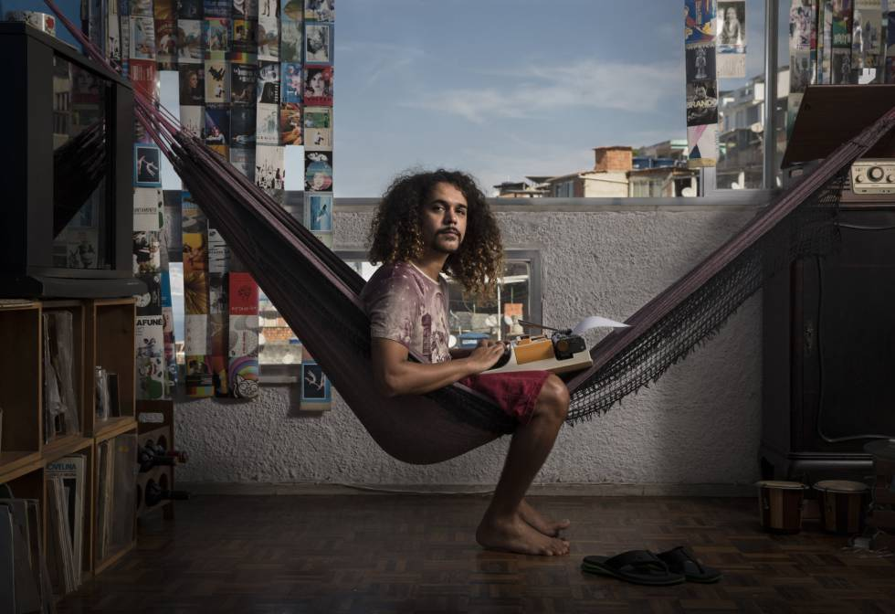 El cuentista de las favelas