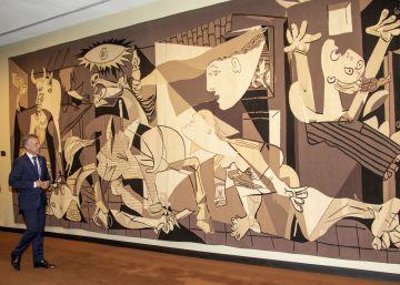 """ONU pede desculpas à Espanha por seu """"horrível erro"""" sobre 'Guernica', de Picasso"""