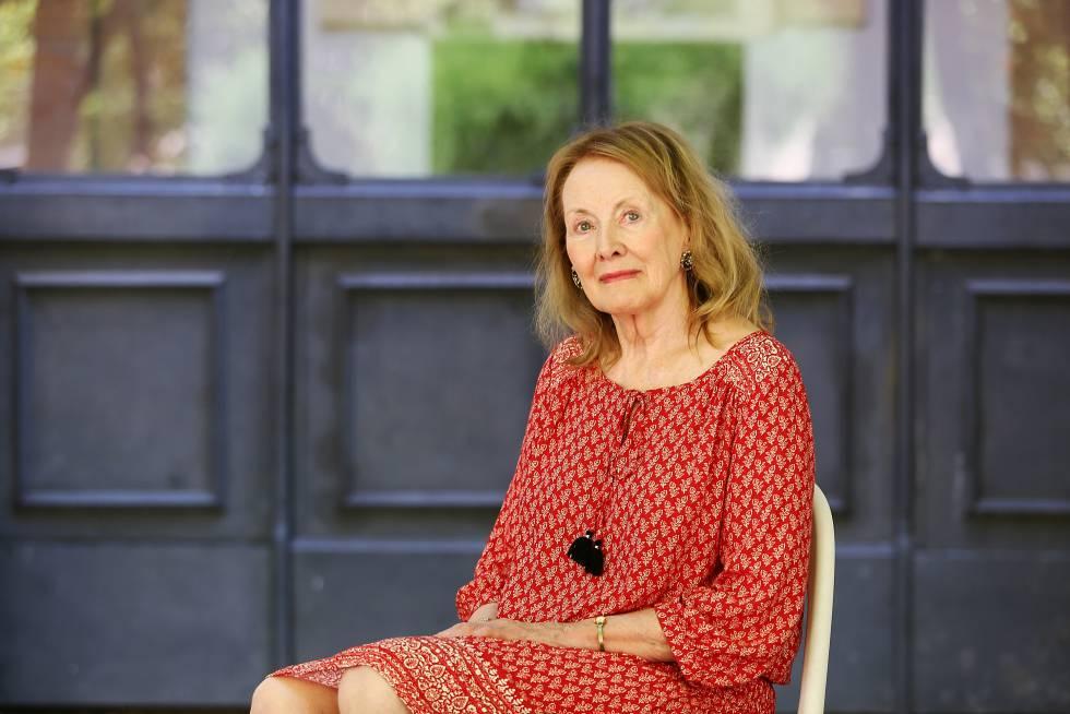 La escritora francesa Annie Ernaux, en julio de 2016.