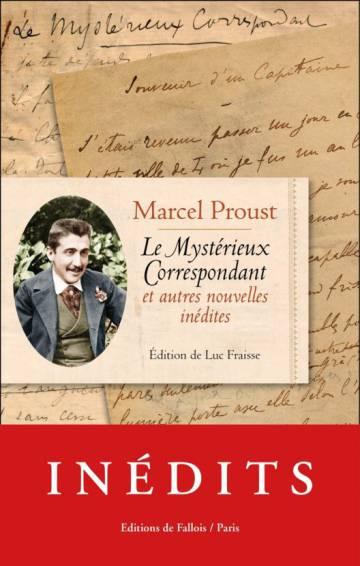 Livro de contos que remete ao início de Proust como escritor será lançado na França.