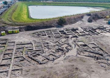 """Descoberta em Israel a """"Nova York da Idade do Bronze"""""""