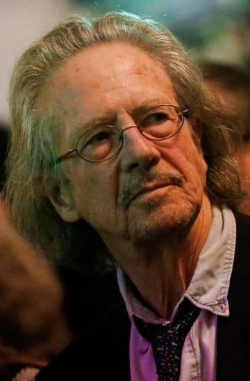 Peter Handke, en una imagen de 2012.