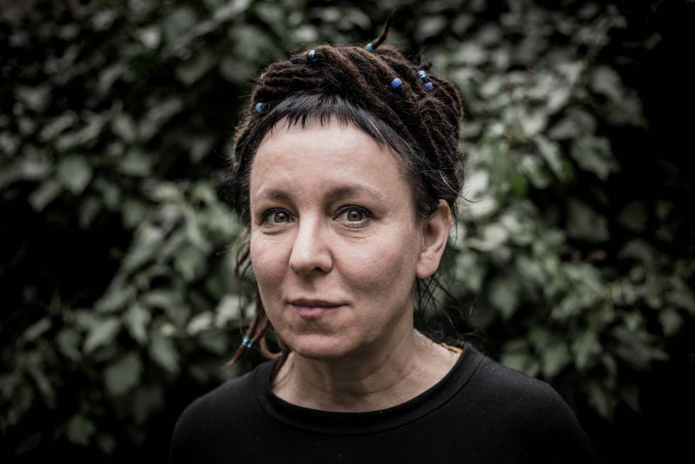 Olga Tokarczuk nobel