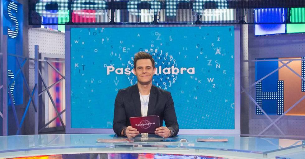 El nuevo 'Pasapalabra' será 'El Tirón': otro concurso con Christian Gálvez en el plató de 'Sálvame'