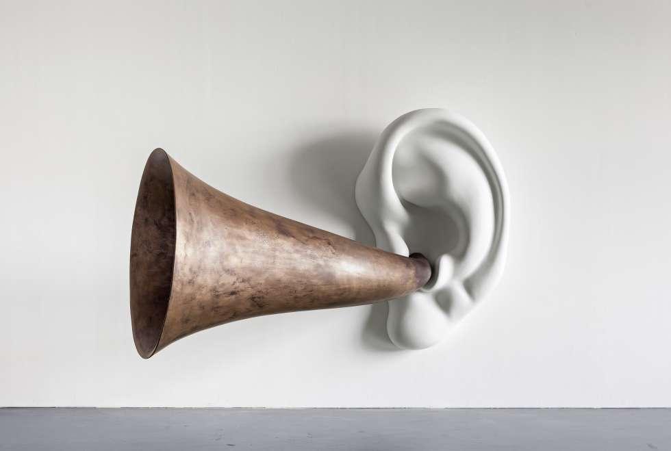 'Beethoven' s Trumpet Opus 133', de John Baldessari.